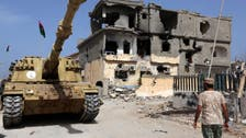 Rival government tries to seize Libya ministry buildings