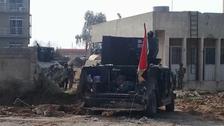 عراقی فورسز کا موصل یونی ورسٹی پر دھاوا.. داعش کا بھاری جانی نقصان