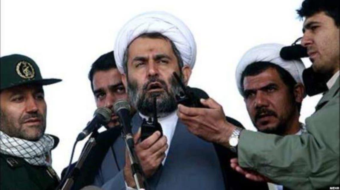 رئيس جهاز استخبارات الحرس الثوري حسين طائب