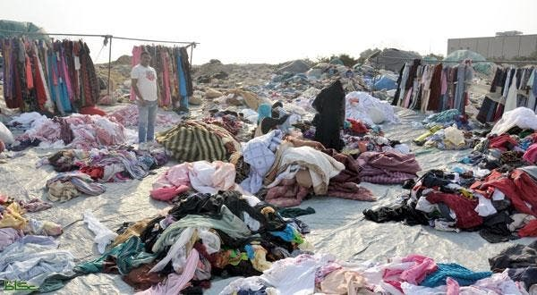 Why is there a Saudi market called 'Souq of the Dead'? - Al