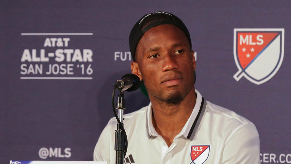 The 38-year-old is a free agent after parting ways with Montreal Impact in November. (Reuters)