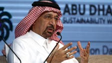 Saudi Arabia's Falih discusses oil pact, investment with Iraqi counterpart
