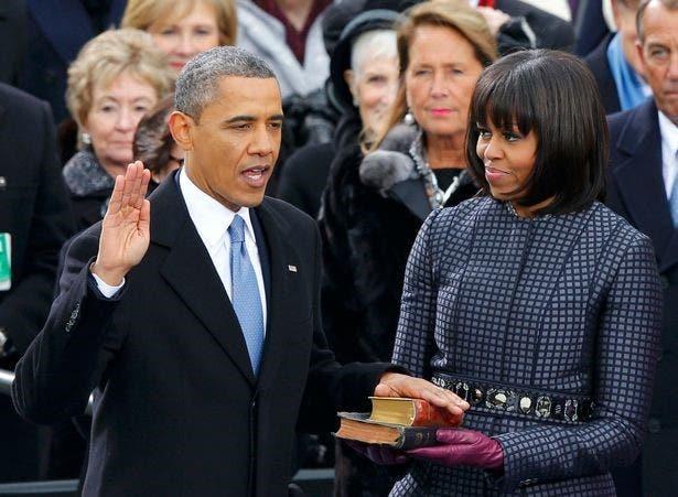 باراك أوباما وميشال