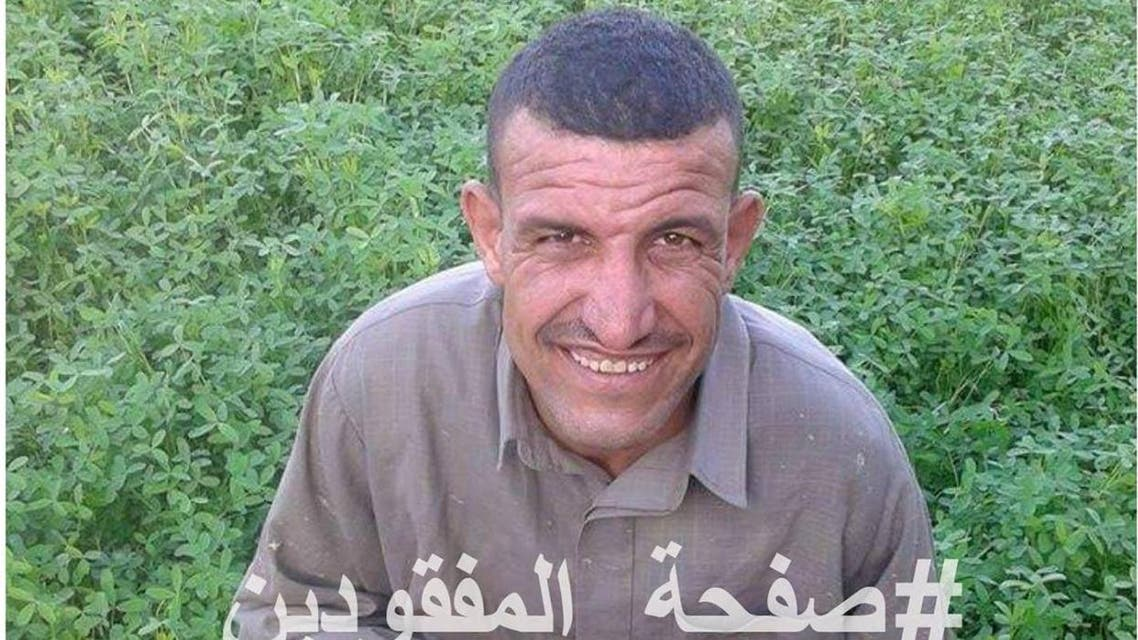 Zaki Abdulmonem was 18-years-old in 2008 when he went missing while accompanying his mother visiting their sister in the Beheira Governorate. (Supplied)