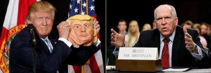 جون برينان، مدير سي آي إيه، المنصرف قريبا، ذكر الأحد أن ترمب يجهل خطر روسيا على الولايات المتحدة