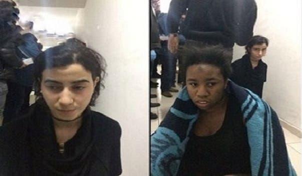 صورتان لمعتقلتين مع سفاح اسطنبول