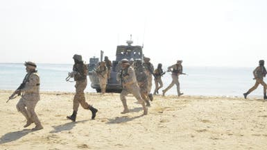 بالصور.. تدريبات بحرية مشتركة بين السعودية والسودان