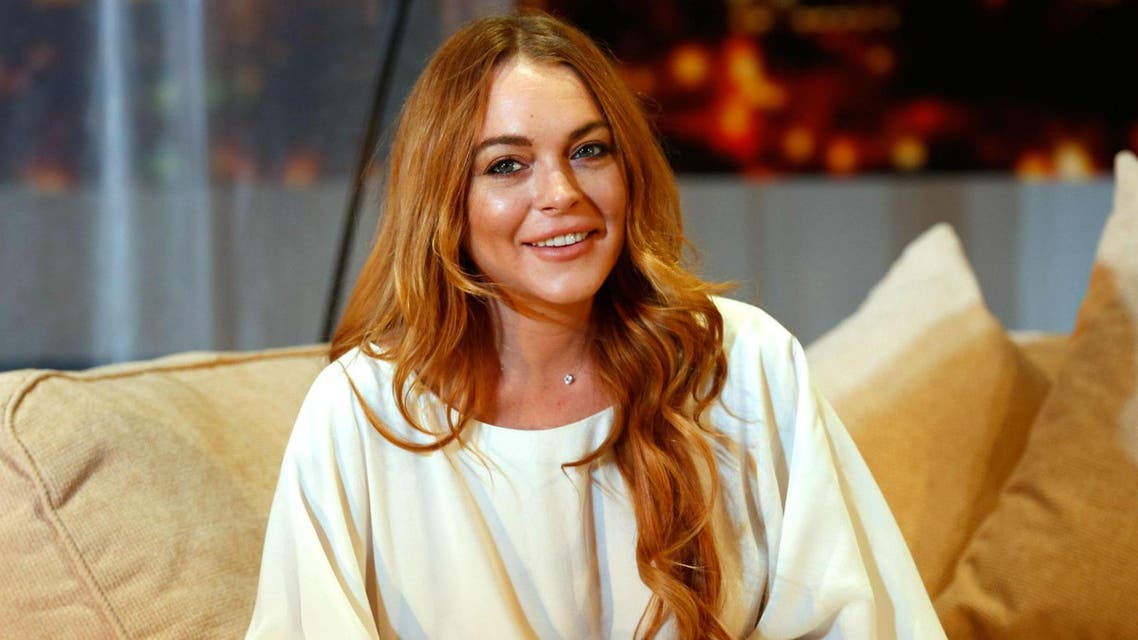 In recent days, Lohan had deleted all the photos on her Instagram account and removed the majority of her posts. (File photo: Reuters)