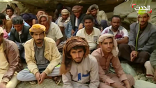 Houthis smuggle, abandon Yemenis on mountains into Saudi Arabia