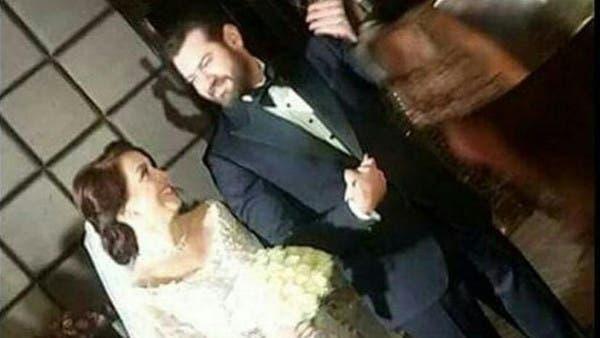 بالصور| حفل زفاف عمرو يوسف وكندة علوش 1 17/1/2017 - 3:34 م