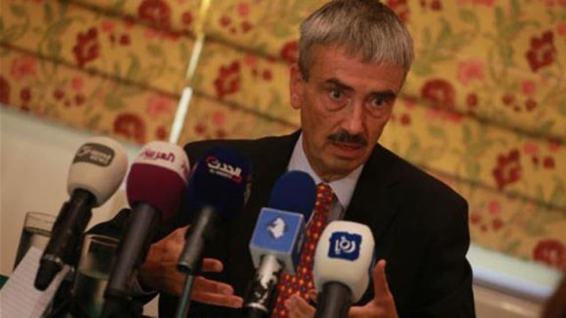 السفير البريطاني لدلى ليبيا بيتر مليت