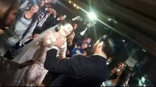 بالصور| حفل زفاف عمرو يوسف وكندة علوش 4 17/1/2017 - 3:34 م