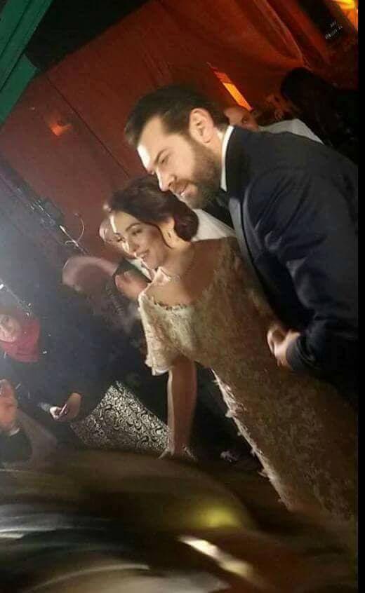 بالصور| حفل زفاف عمرو يوسف وكندة علوش 3 17/1/2017 - 3:34 م