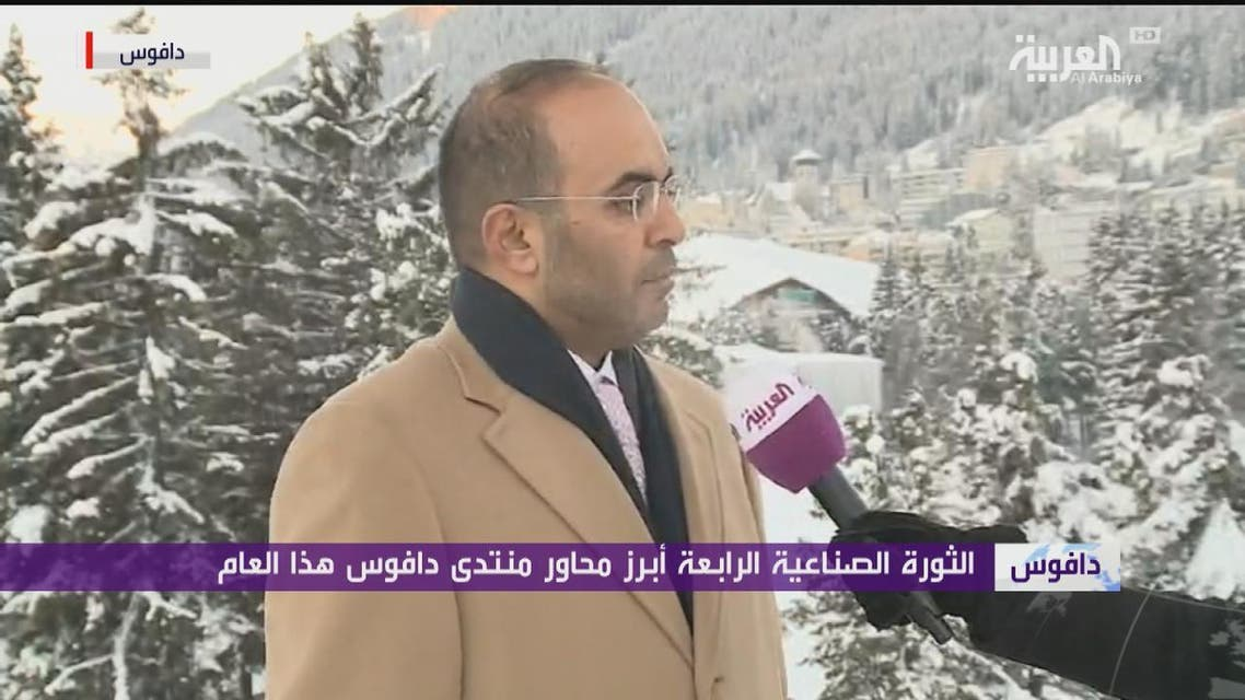 THUMBNAIL_ مقابلة مع ماجد الغرير رئيس مجلس إدارة غرفة دبي على هامش دافوس
