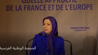 رجوي: موت رفسنجاني سيعجل بانهيار النظام الإيراني