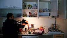 Inside Reina attacker's hideout apartment