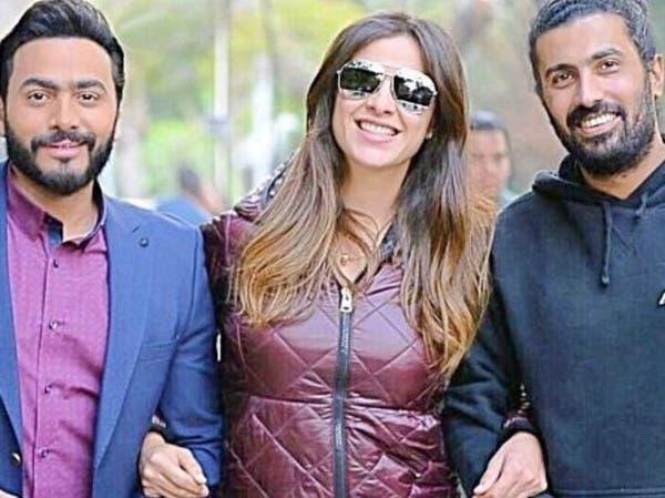 لماذا تعطل مسلسل تامر حسني مع ياسمين عبد العزيز؟