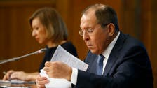 Lavrov calls for Syria's return to Arab league