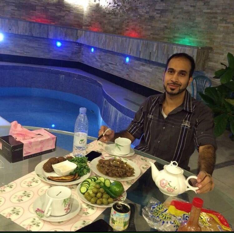 الإرهابي حسين الفرج
