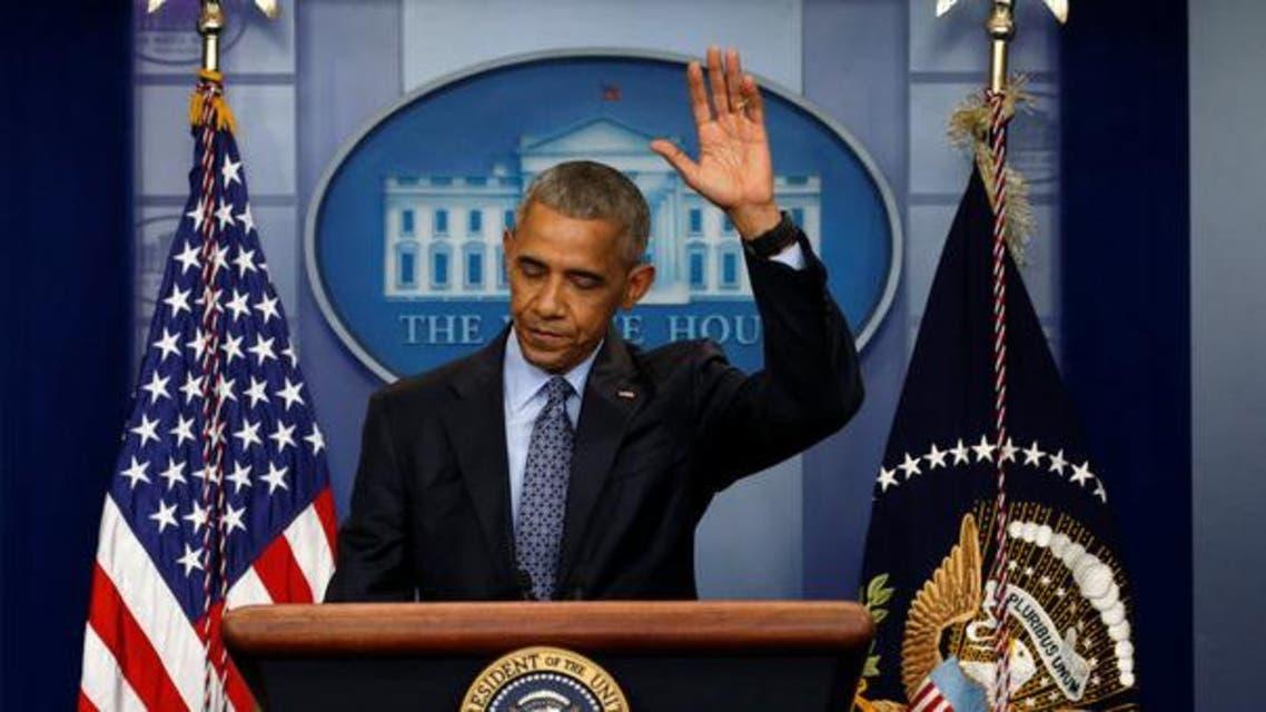 أوباما راحلاً