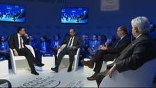 Davos hosts panel on Saudi Arabia's path to 2030