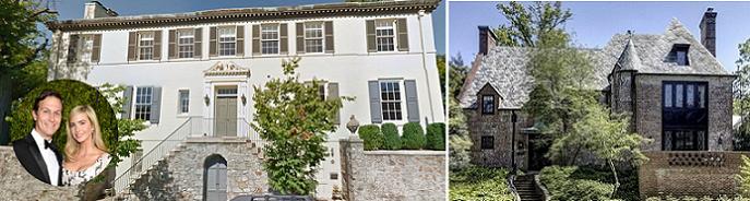 منزل أوباما قريب مربع واحد من منزل ابنة الرئيس المنتخب