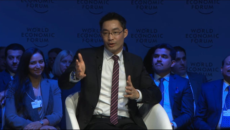 Managing Director at World World Economic Forum: Philipp Rösler