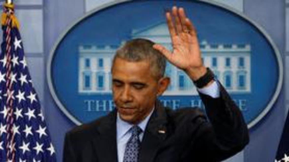 أوباما مودعا الرئاسة