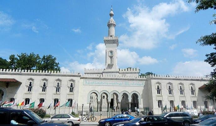 المركز الاسلامي بواشنطن، قريب على مرمى حجر من حيث يقيم أوبام وتقيم ايفانكا