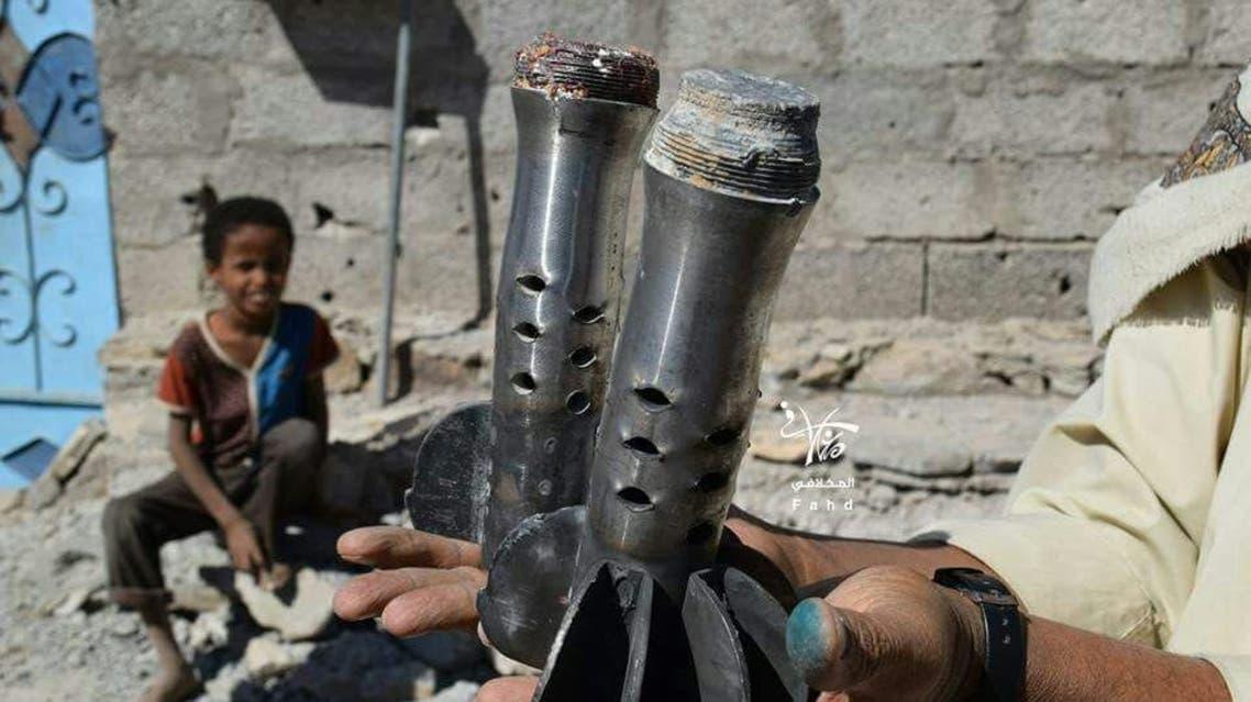 قذائف الحوثيين تؤدي إلى مجزرة بين مدنيي تعز