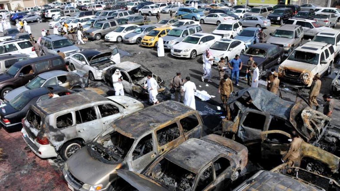 Saudi Arab Terror Car