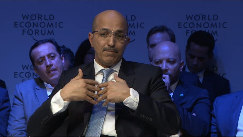 Saudi Minister of Finance: Mohammed Al-Jadaan