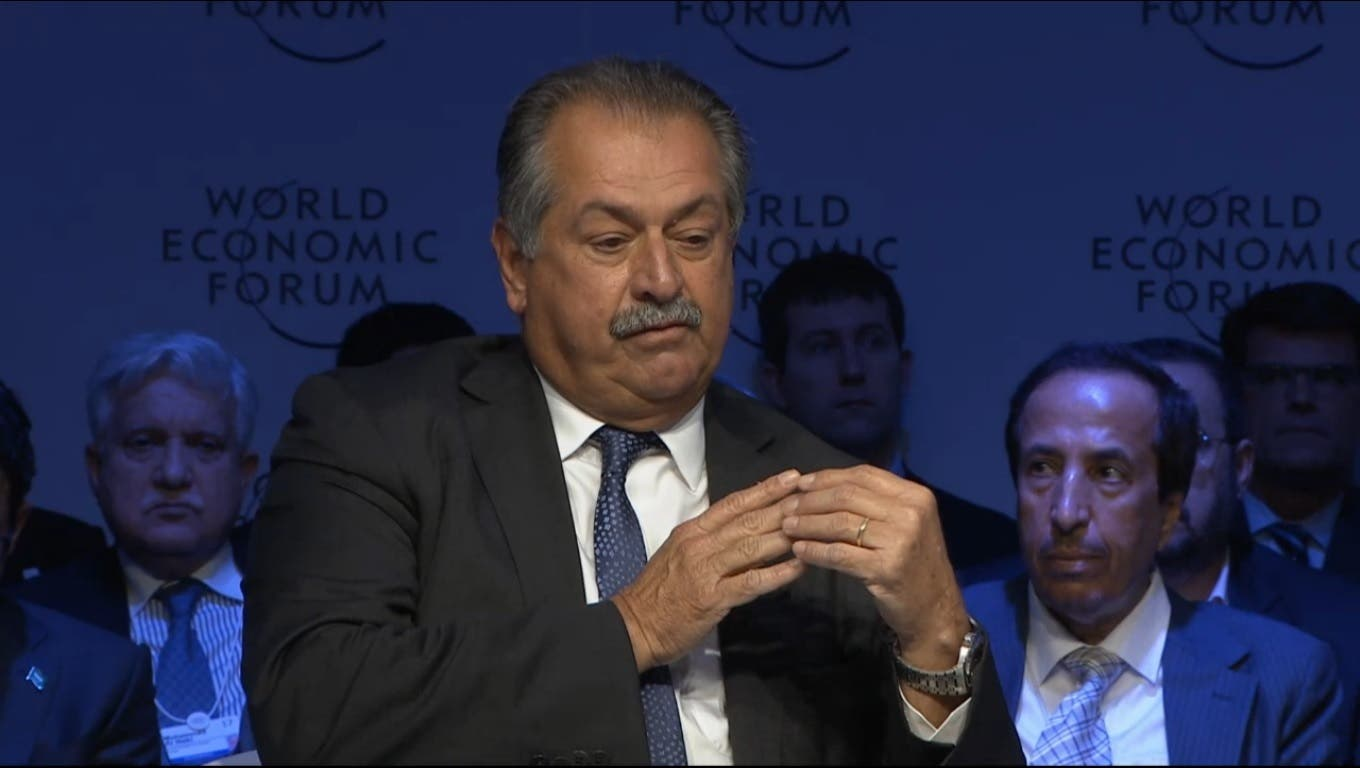 Chief Executive Officer of Dow Chemical: Andrew N. Liveris