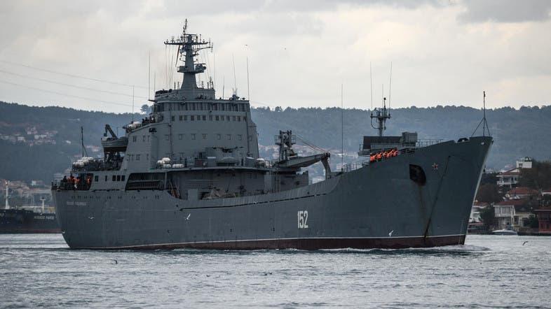 Russia Syria Sign Deal On Expanding Tartus Naval Base Al Arabiya