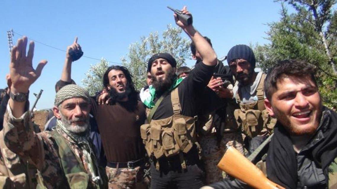 جبهة فتح الشام