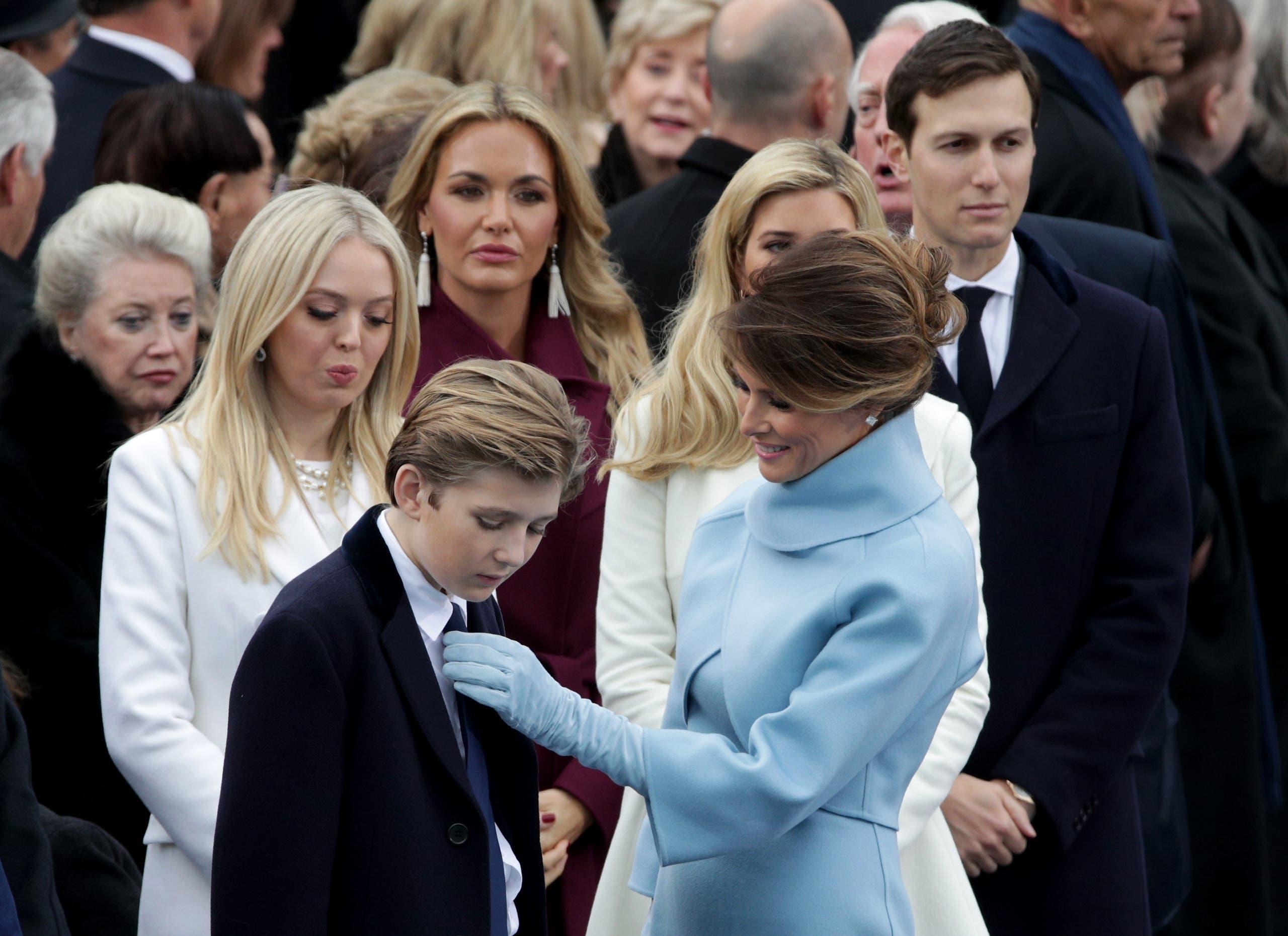 عائلة ترمب