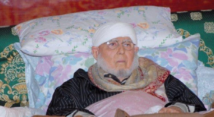 الشيخ حمزة توفي عن 95 عاما