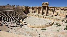ISIS destroys part of ancient Roman theater in Palmyra