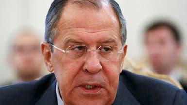 لافروف: هناك مؤشرات إيجابية حول عملية السلام في سوريا