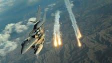 Arab coalition intercepts two ballistic missiles over Marib