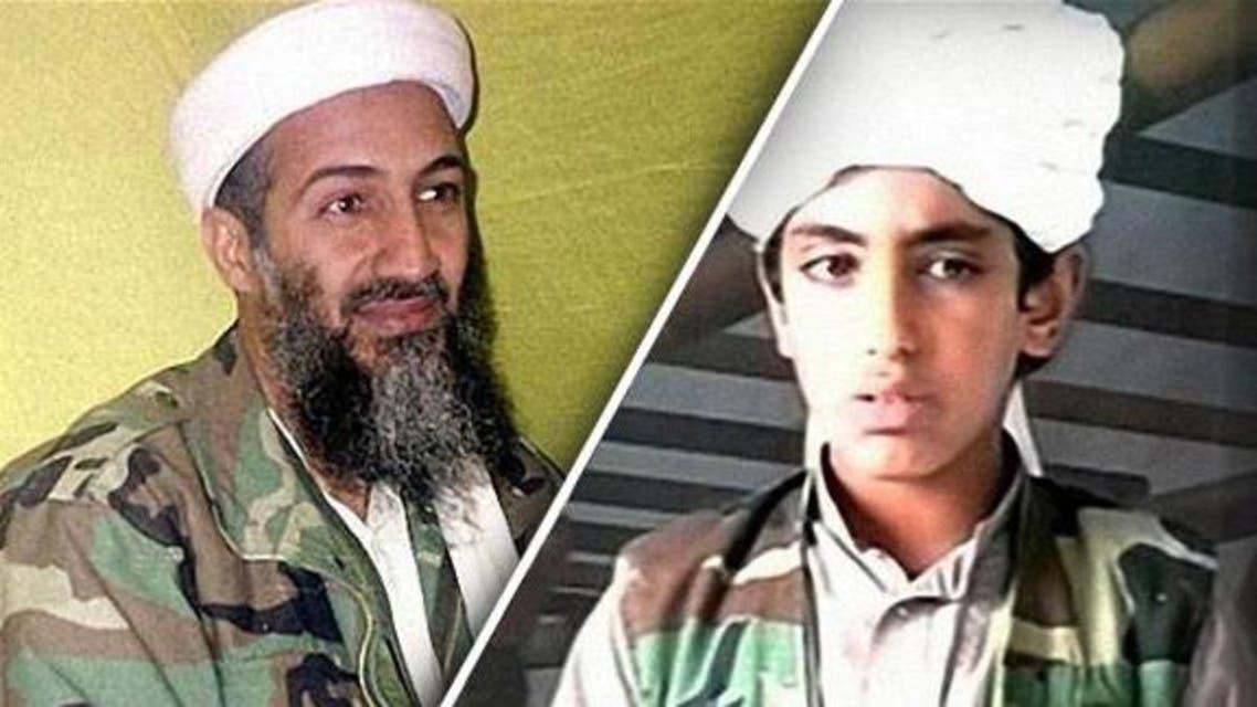 بن لادن وحمزة
