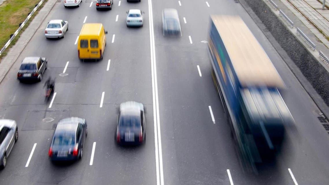 truck motorway shutterstock