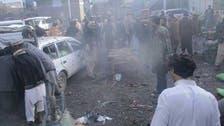 کرم ایجنسی : پارا چنار میں بم دھماکا ، 25 ہلاکتیں