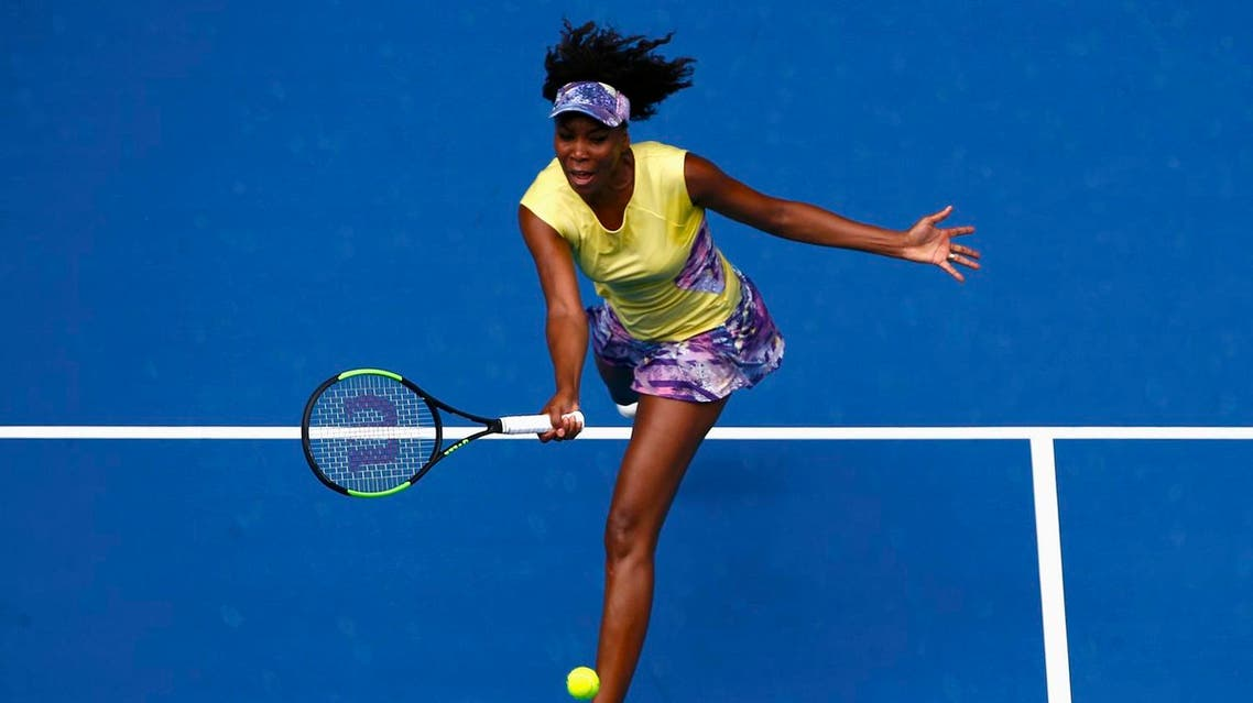 Williams was questioned about the comment after thrashing China's Duan Ying-Ying 6-1 6-0 to reach the fourth round. (Reuters)