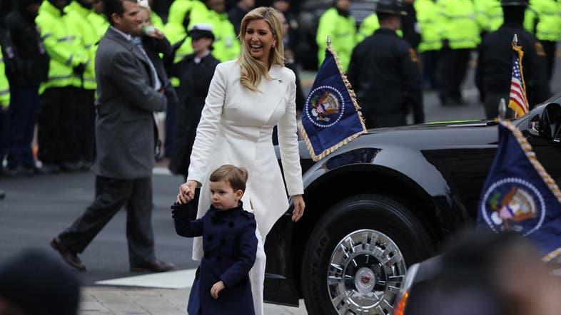 Did Ivanka Trump need permission to use a car on ...  Ivanka Trump Car