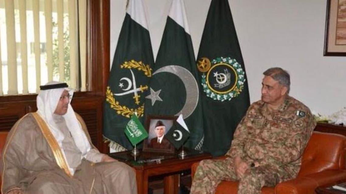 Pakistan army holds Saudi's defense at same level as its own: Pakistan general