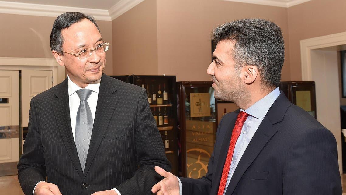 وزير خارجية كازاخستان: أستانا متممة لجنيف حول سوريا
