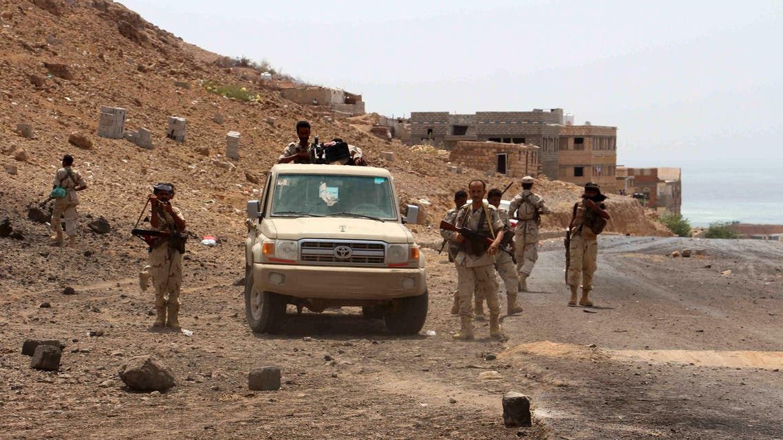 اليمن - الجيش الوطني 3
