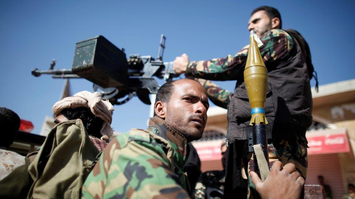 ميليشيات الحوثي - اليمن 3