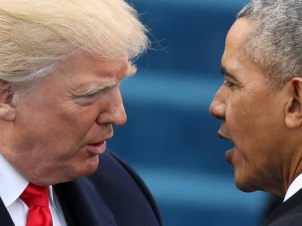 كيف رد أوباما على اتهام ترمب له بالتنصت؟